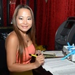 Diane Nguyen at the Don Vaughn CD Launch Party August 2014