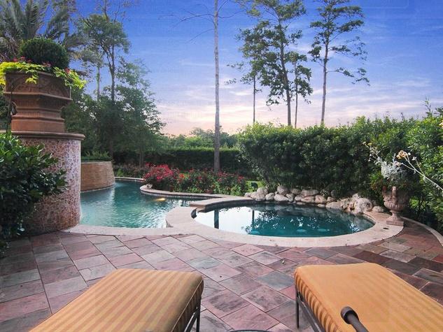 Inside An Nba Star 39 S 9 Million Woodlands Mansion Real Estate 101 Culturemap Houston