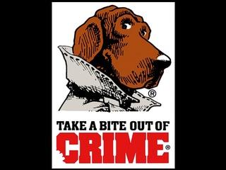 News_McGruff the Crime Dog_poster