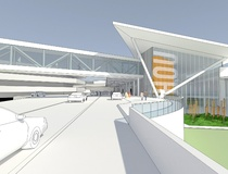 "Whitney Radley: Houston gets the airline terminal of the future: New $156 million Hobby airport home aims to be ""airy"""