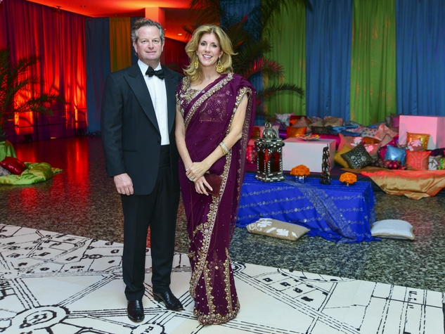 34 Grady and Sissy Roberts at the MFAH Grand Gala Ball October 2013