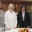 Women in Leadership luncheon LBJ Future Forum May 2016 Marilyn Talkington Joanne Richards Ana Jordan Jane Scroggs