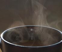 coffee coffee mug steam RUN FLAT