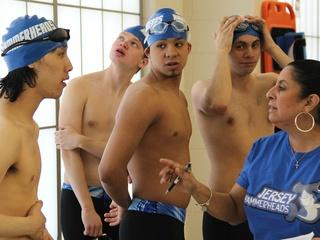 Austin Film Festival presents Swim Team