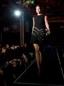 News_017_Little Black Dress_May 2012_models_runway