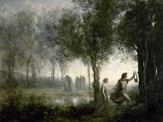 """Artful Thursday Lecture: """"In the Footsteps of Orpheus: Mythological Images from the MFAH Collection"""""""