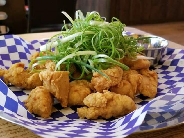 Nemo Sushi chicken