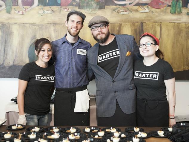 CultureMap Dallas Tastemaker Awards, barter