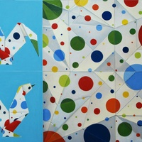 "Cindy Lisica Gallery presents Chun Hui Pak: ""Unfolded"" opening reception"