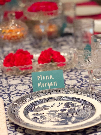 DIFFA's Urban Picnic by Design at Trinity Hall Well Dressed Space by Kim West