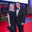 2017 Caroline Starry LeBlanc and Jared LeBlanc at the Houston Symphony Centennial Ball after party May 2014