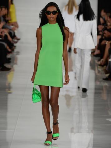 Fashion Week spring summer 2014 Ralph Lauren Collection Spring 2014 Look 26