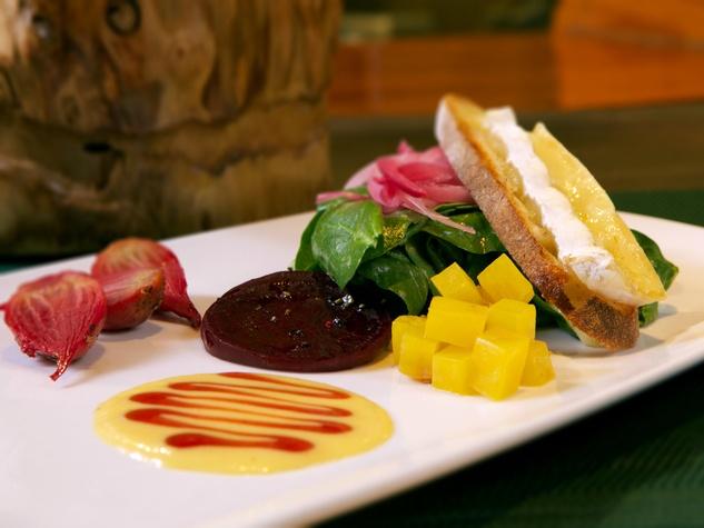 Blue Plate Salad, Rathbun's Blue Plate Kitchen