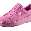 Puma Basket Platform Reset Women's Sneaker