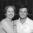 2 Judy Blake and Corbett Daniel Parker at the KNOWAutism Foundation reception September 2014.