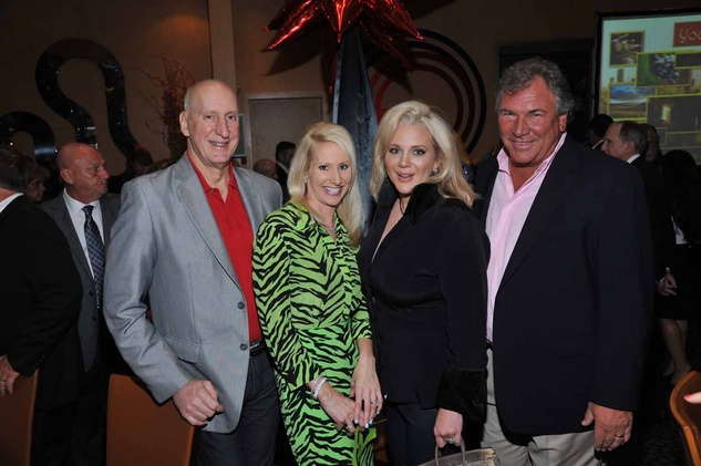 Houston, News, Shelby, Escape Celebrity Serve Benefit, April 2015, Kristi and John Schiller and Tracy and Laurie Krohn