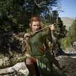 Evangeline Lilly in The Hobbit: The Desolation of Smaug