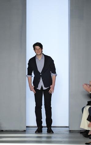 Wes Gordon March 2014 New York fashion week