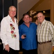 7 Lamar Roemer, from left, Dan Carnahan and Billy Jackson at Theresa Roemer first charity closet party November 2014