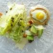 5 Bradley's Fine Diner April 2014 Bradley's Caesar salad