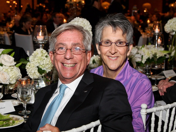 News_Holocaust Museum dinner_May 2012_Fred Zeidman_Kay Zeidman