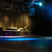 Interior stage of the North Door ND venue