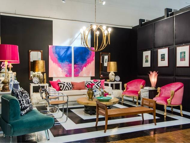 Leslie Pritchard vignette at Thrift Studio