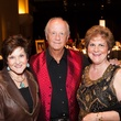 Connie and Larry Stick, from left, with Carole Little at the Northwest Ministries Gala October 2013
