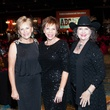 Margie Crump, from left, Marilyn Batter and Linda Fowler at the Northwest Ministries Gala October 2013