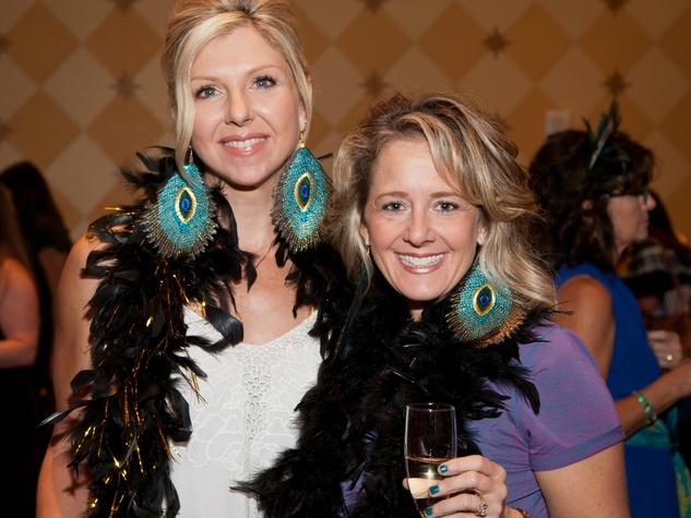 PlayBingo Ladies Luncheon Tara Schmidt Heather Smith October 2015