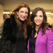 1750 Melissa Mithoff, left, and Hannah McNair at the Festari for Men Christmas Party December 2013