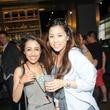 Gina Dube, left, and Natalie Dang at the Curry Crawl May 2014
