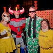 23 Noelle and Chris Donnelly, from left, and Brad and Melissa Kalmans at the Ronald McDonald House Houston Boo Ball October 2014