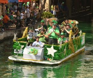 St Patrick's Day Parade SA