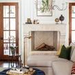 Marie Flanigan interior design ideas January 2015 Indigo Ottoman