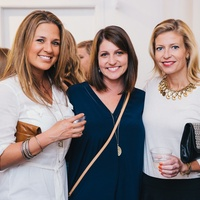 1 Wendy Reeves, from left, Leslie Snelgrove and Jill Szoke at CultureMap's 2014 Tastemakers Awards May 2014