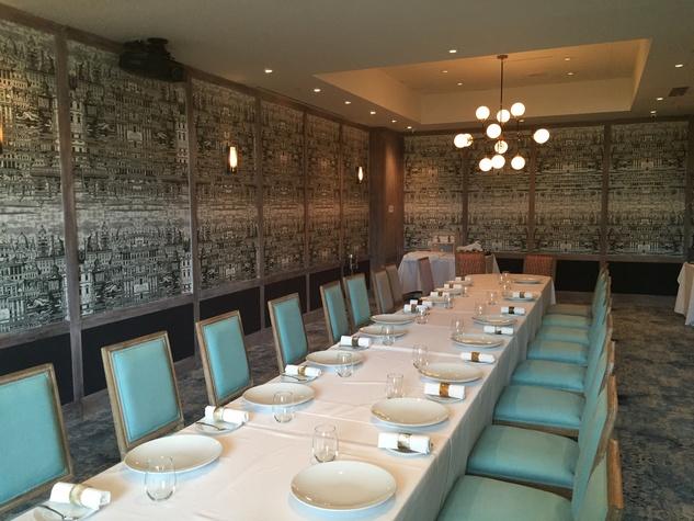 La Table private dining