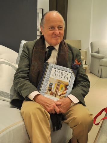 Mario Buatta interior designer October 2013