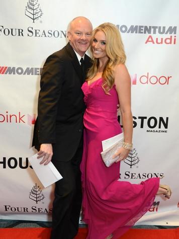 77 Jeff McShan and Chita Johnson at the Pink Door Gala November 2013