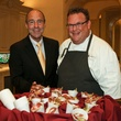 AVDA gala, October 2012, Eric Andell, Chef Chris Shepherd