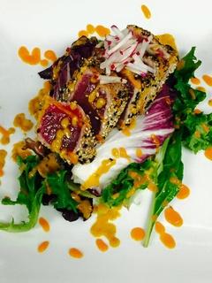 Ostra San Antonio restaurant dish
