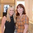 Dior grand opening Karen Watkins, Pamela Baxter