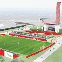 ThUnited Soccer League Circuit of The Americas filed rendering