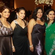 511 UNICEF Houston gala September 2013 Anjali Draksharam, from left, Savita Rao, Lenna Shah and Asha Dhume