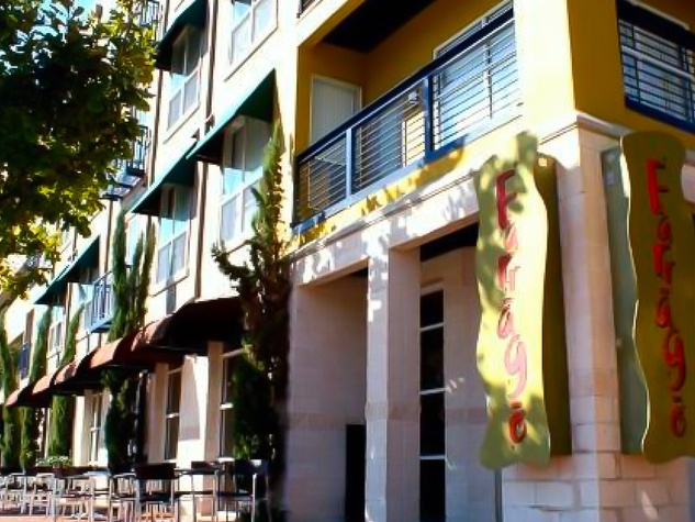 Farrago Restaurant patio