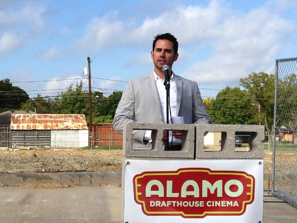 Bill DiGaetano, Alamo Drafthouse