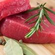 red meat steak chopping board