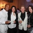 220 Sean and Shelley Wright, from left, with Rick and Shamine Pleczko at Lucinda Loya's birthday celebration February 2014.