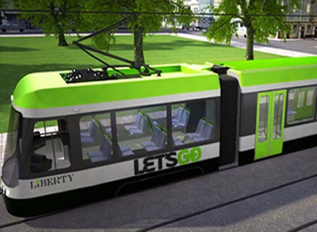 Oak Cliff streetcar