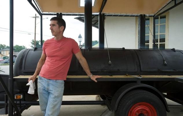 Chef Lou Lambert of Fort Worth